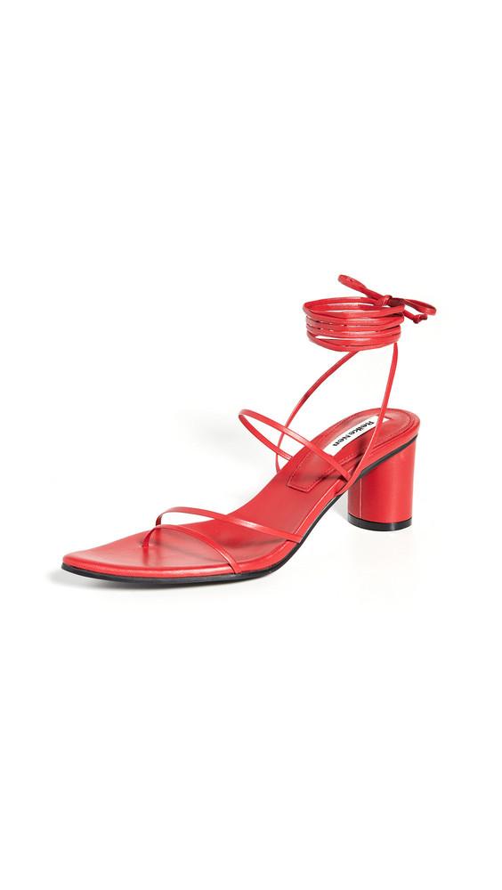Reike Nen Odd Pair Sandals in tomato
