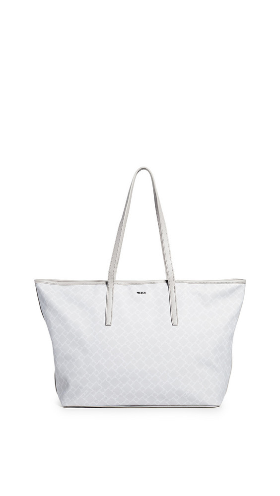 Tumi Everyday Tote Bag in grey
