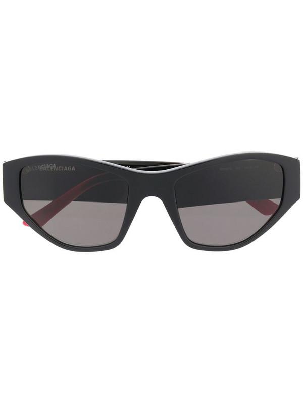 Balenciaga Eyewear cat-eye sunglasses in black