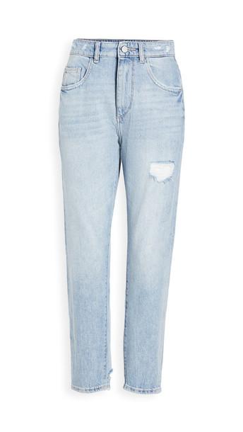 DL DL1961 Susie Tapered Slim Jeans