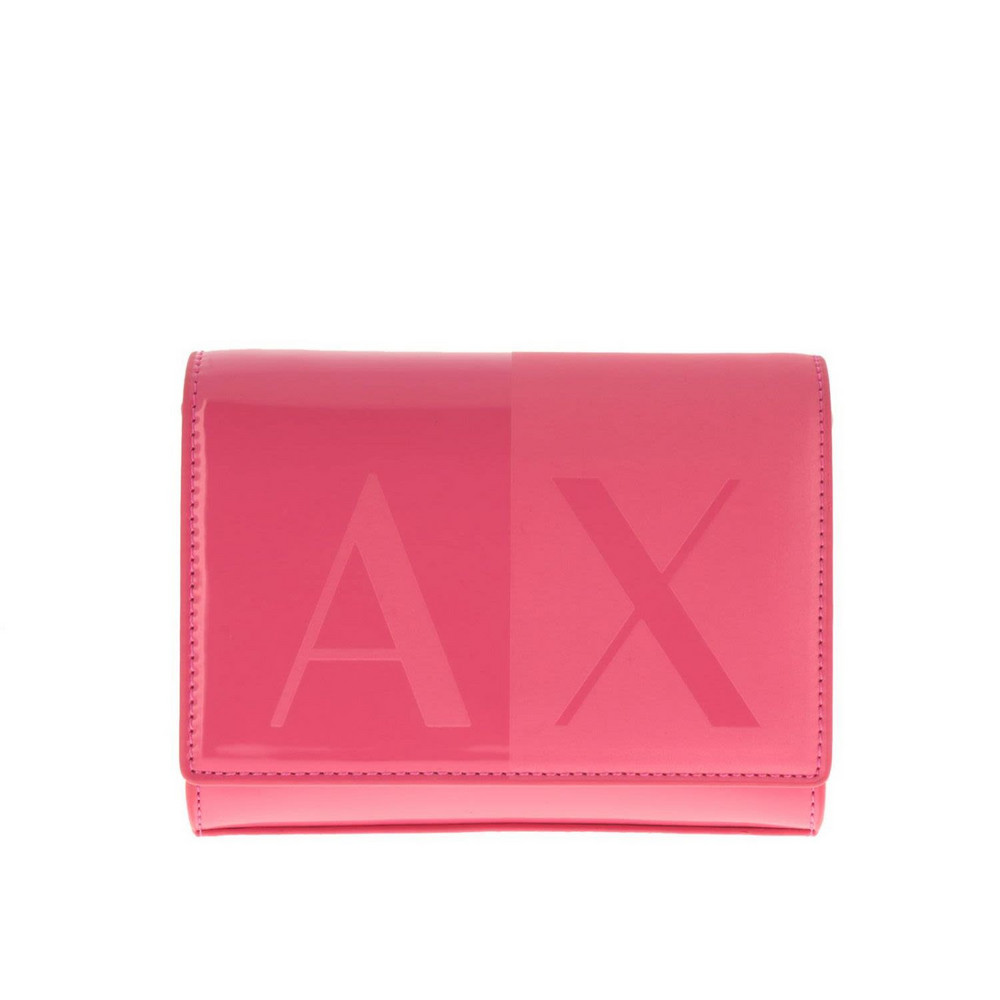 Armani Collezioni Armani Exchange Mini Bag Shoulder Bag Women Armani Exchange in pink