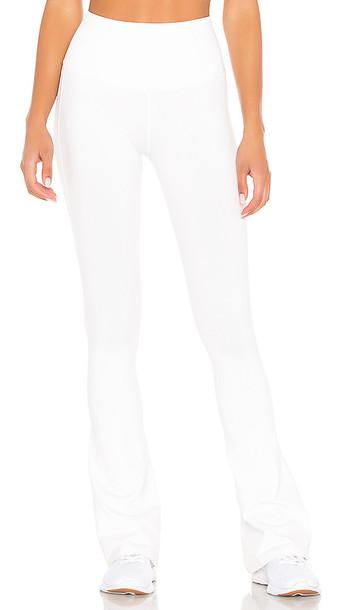 Splits59 Raquel High Waist Legging in White