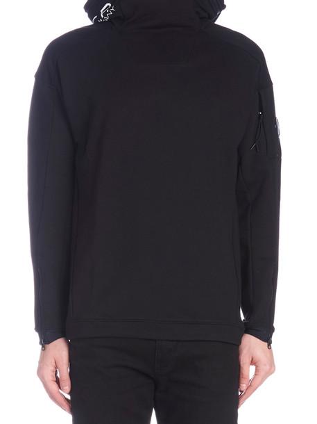 C.p. Company Hoodie in black
