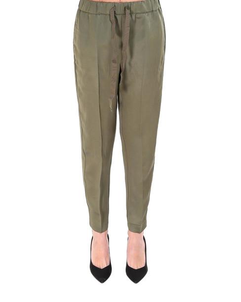 Erika Cavallini Trousers in green
