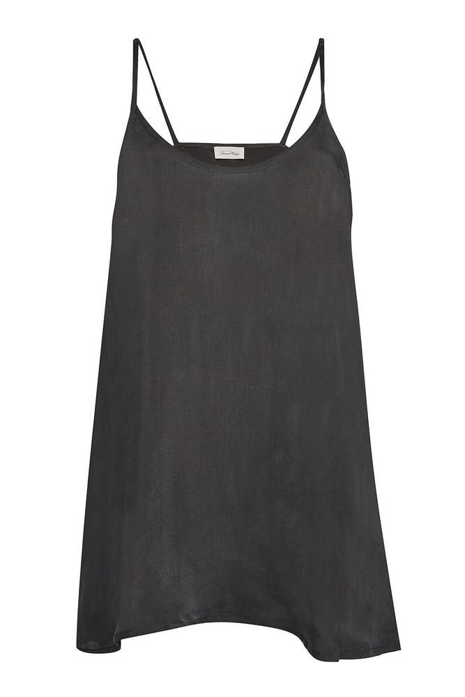 American Vintage Nonogarden Camisole  in black