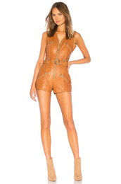 romper,brown