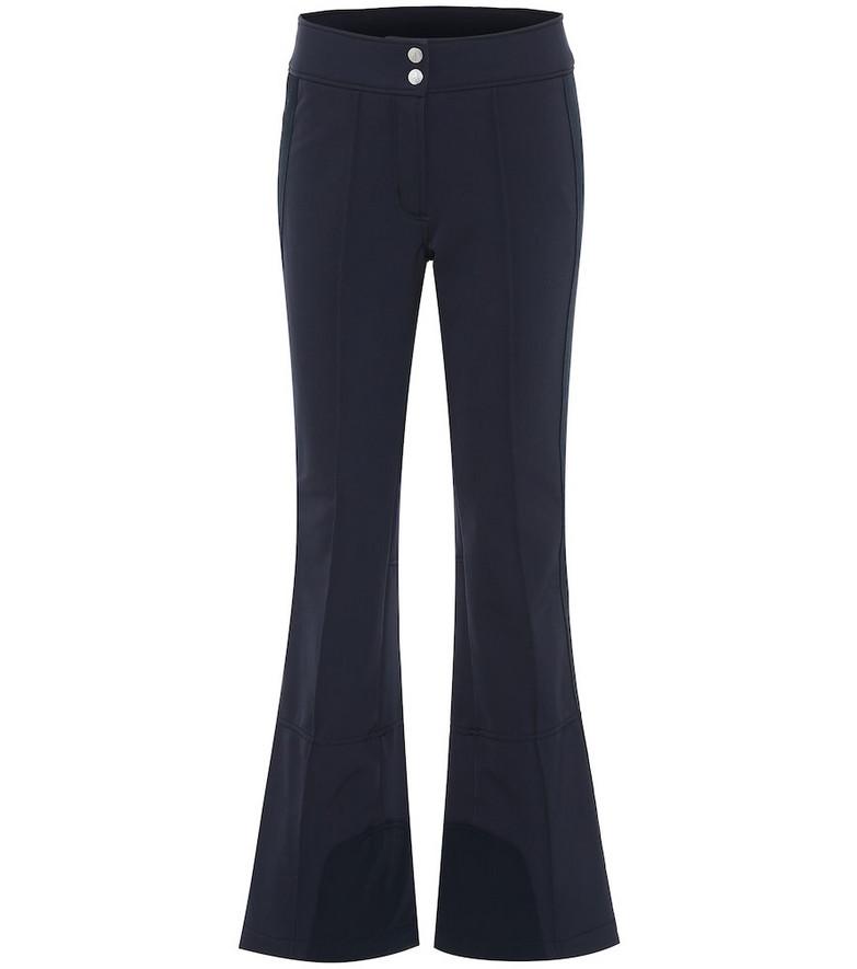 Toni Sailer Luella ski pants in blue