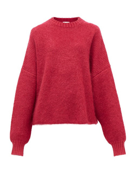 Joostricot - Mohair-blend Sweater - Womens - Pink