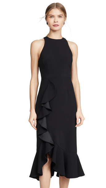 LIKELY Tay Dress in black