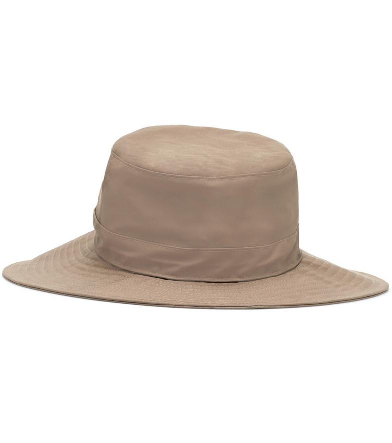Chloé Cotton hat in beige