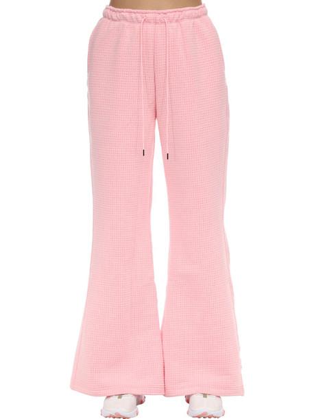 NIKE Nsw Tch Flc Eng Oh Pants in pink