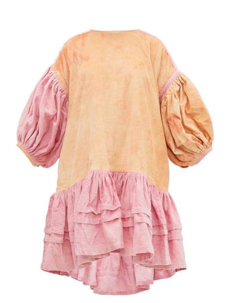Story Mfg - Verity Organic Cotton Corduroy Dress - Womens - Pink