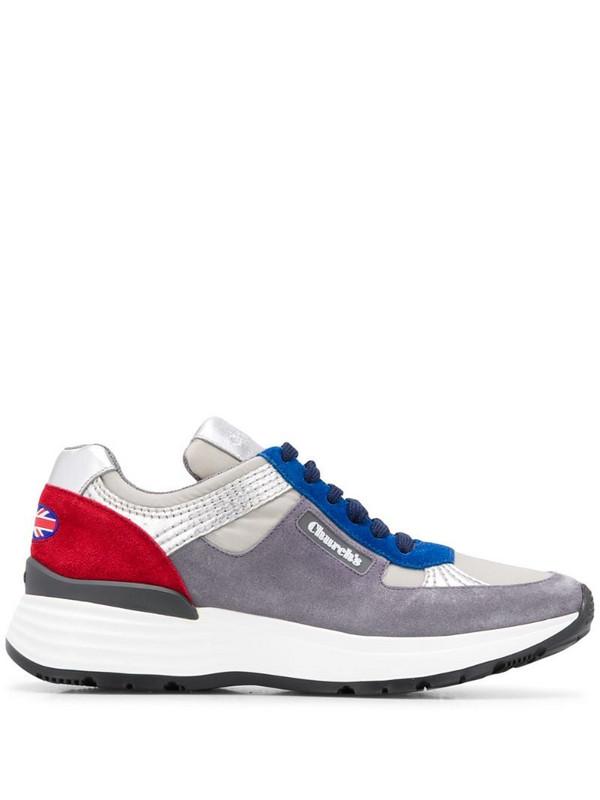 Church's CH873 retro sneakers in grey