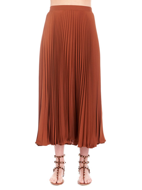 Valentino Skirt in brown