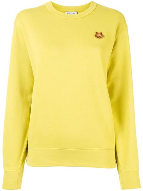 Kenzo Tiger Crest crew-neck sweatshirt