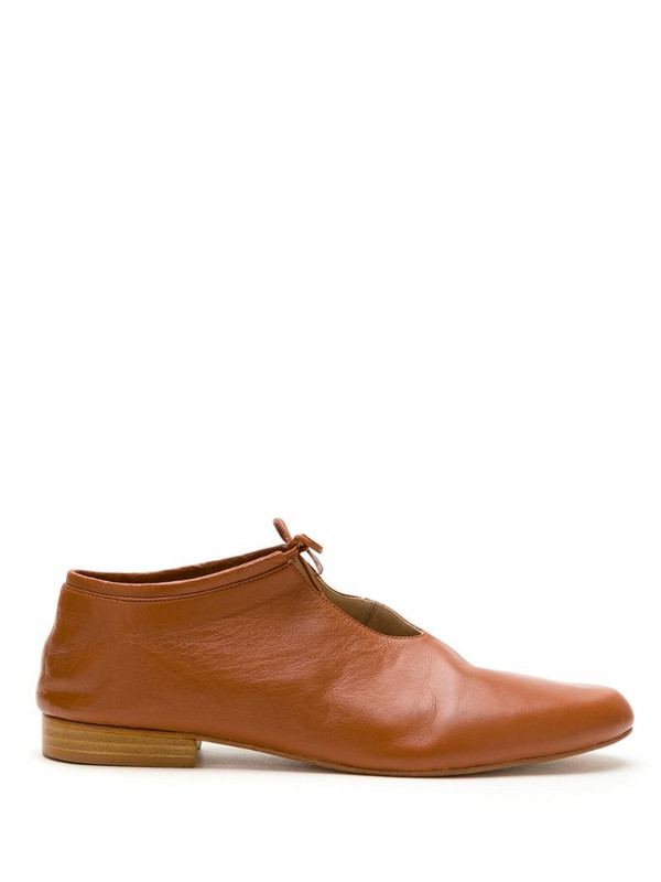LE SOLEIL D'ETE Manu ankle boots in brown
