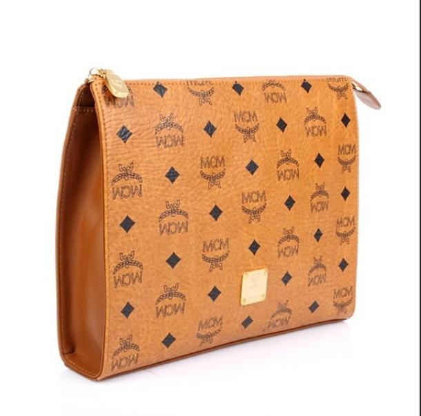 bag mcm designer clutch