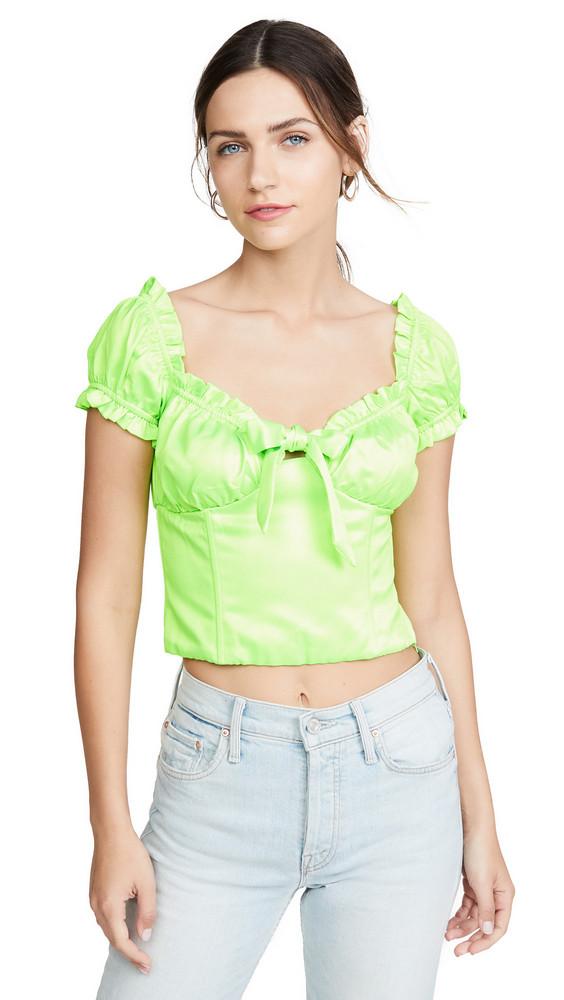 I.AM.GIA I.AM. GIA Naomi Top in green