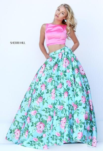 dress sherri hill 50447