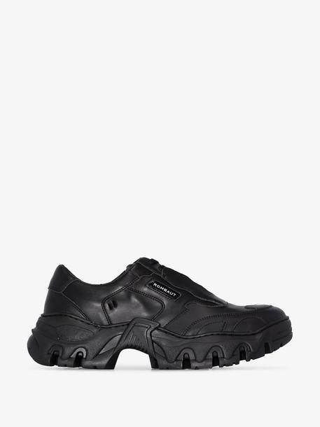 Rombaut Black Boccacio chunky sneakers