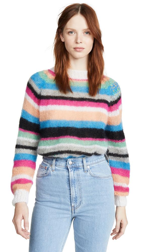 Michaela Buerger Striped Sweater in multi