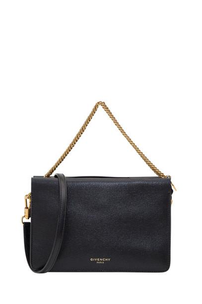 Givenchy Cross 3 Crossbody Bag in nero