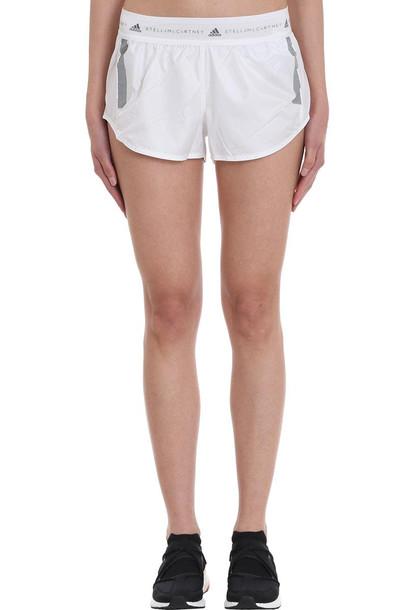 Adidas by Stella McCartney Run Az Shorts in white