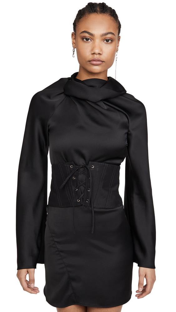 Ellery Bonaire Dress in black