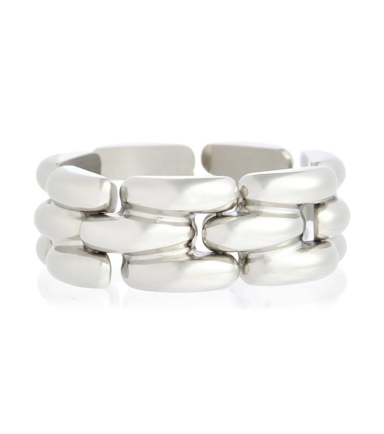 Peter Do Steel bracelet in silver
