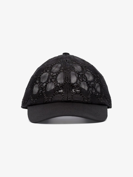 Gucci GCCI HAT W SHIVALI in black