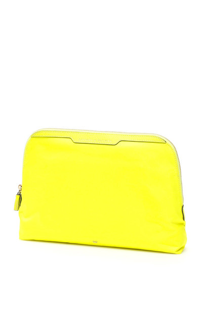 Anya Hindmarch Lotions And Potions Pouch in yellow