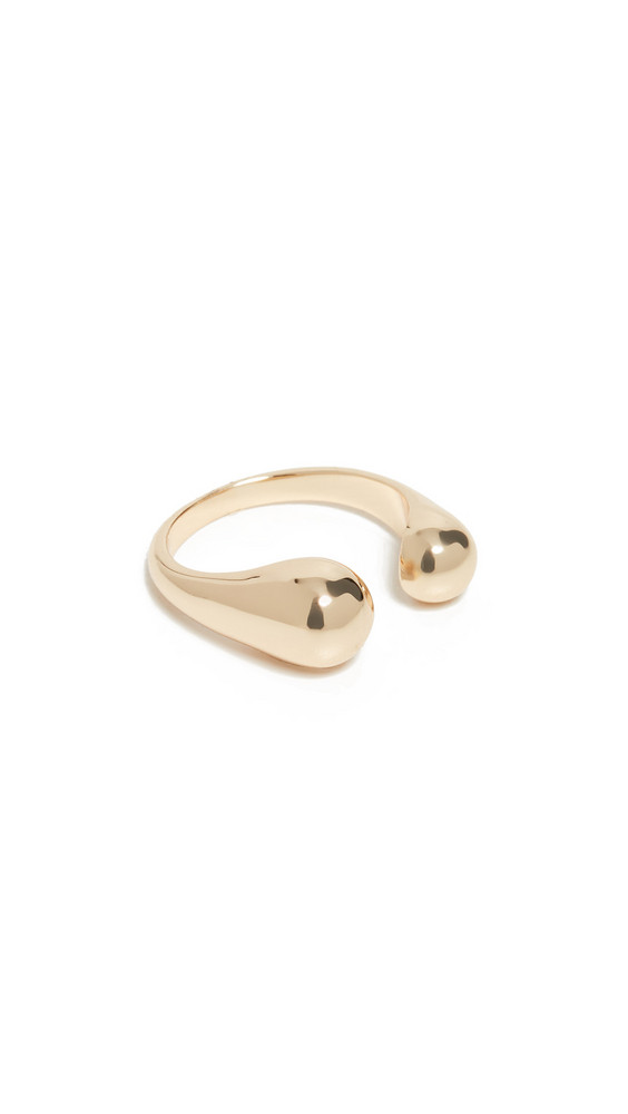 Shashi Fort Knox Ring in gold