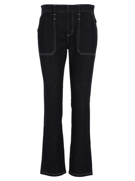 Chloé Chloe Skinny Jeans in blue