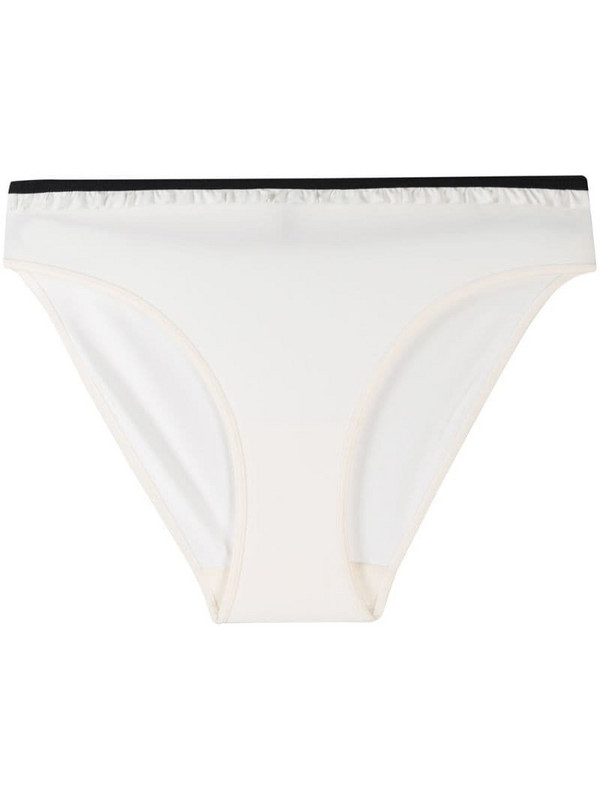 Marlies Dekkers Space Odyssey briefs in white