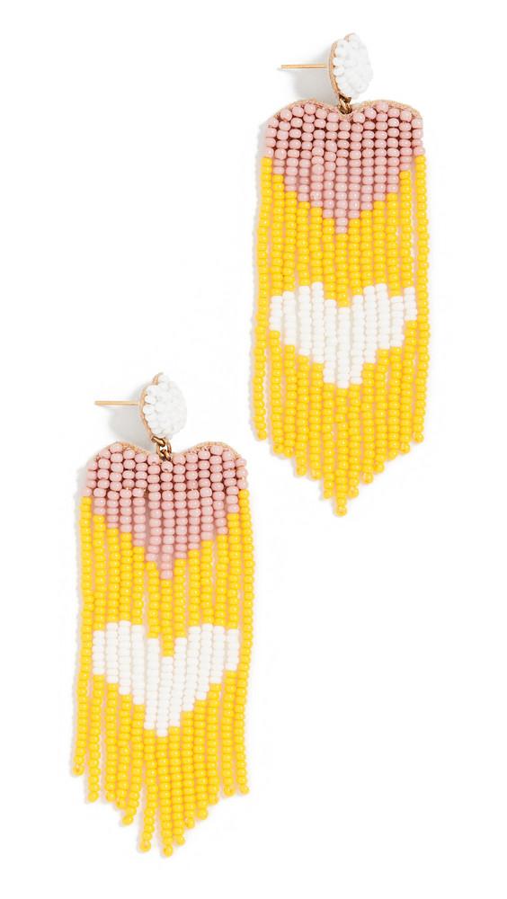 Deepa Gurnani Deepa by Deepa Gurnani Amaryllis Earrings in multi