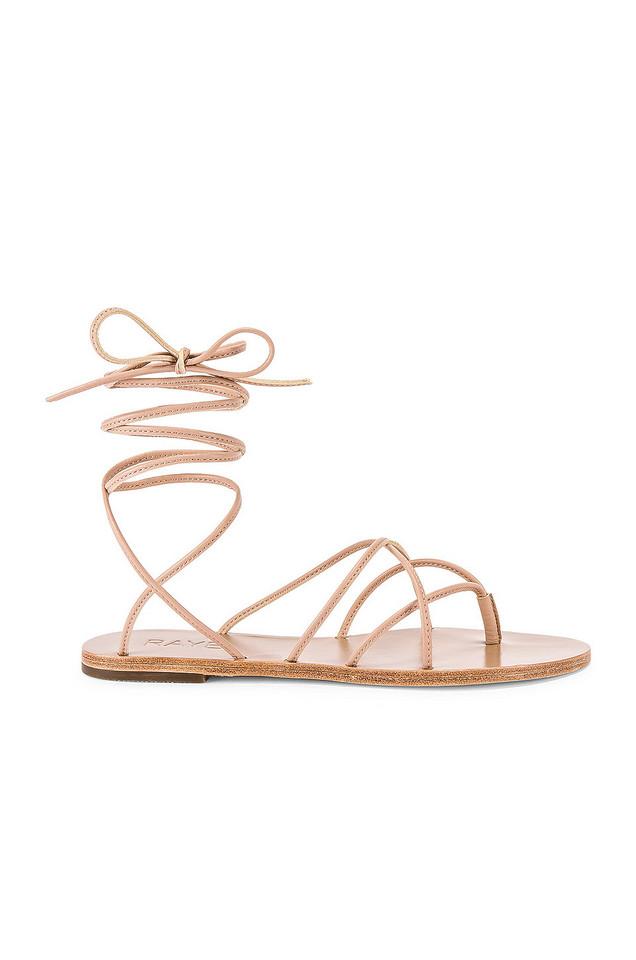 RAYE Siam Sandal in tan