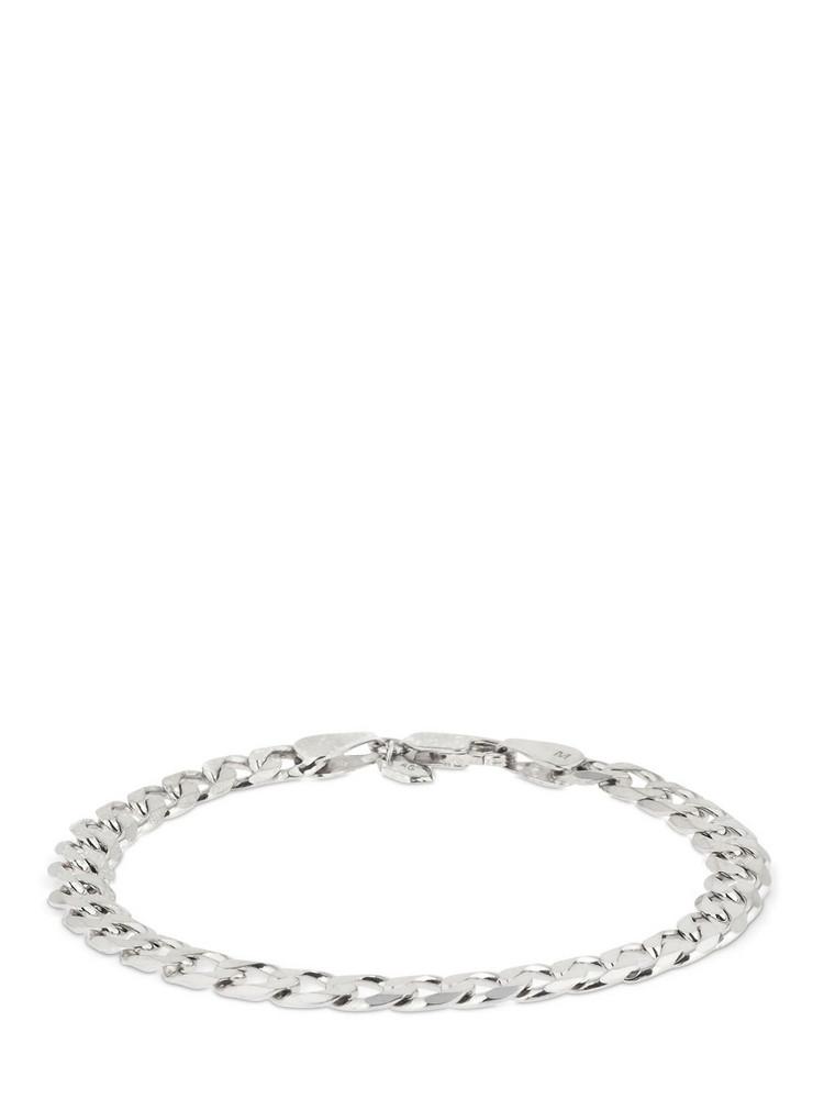 MARIA BLACK 18.5cm Forza Chain Bracelet in silver