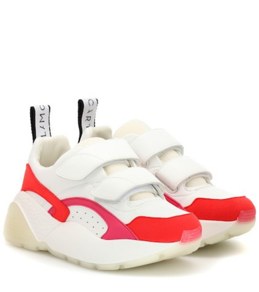 Stella McCartney Eclypse sneakers in white