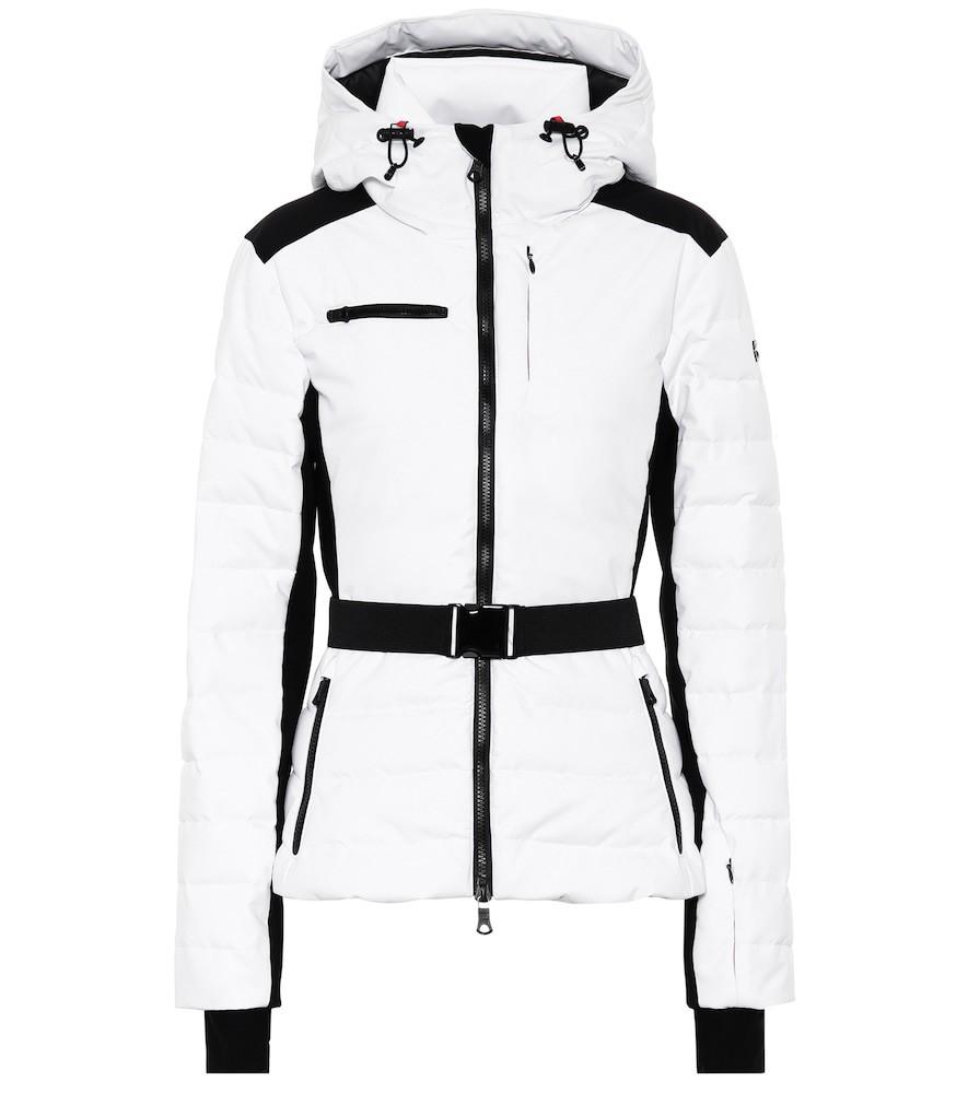 Erin Snow Kat ski jacket in white