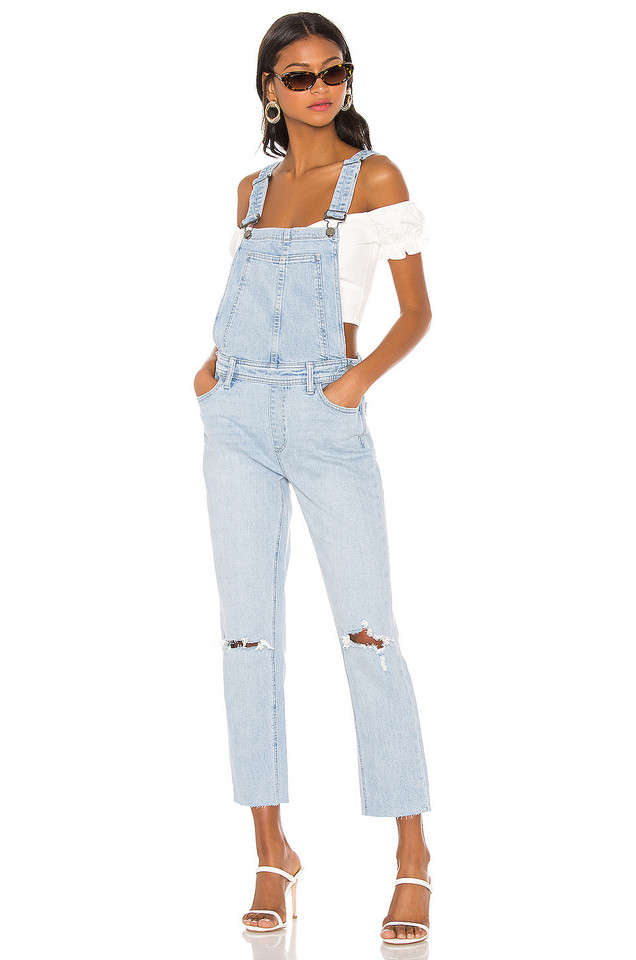 PAIGE High Rise Sierra Overall