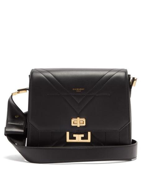 Givenchy - Eden Quilted Leather Shoulder Bag - Womens - Black