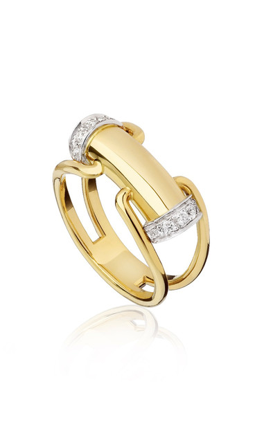 Eera Ella Ring in gold