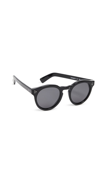 Illesteva Leonard II Sunglasses in black