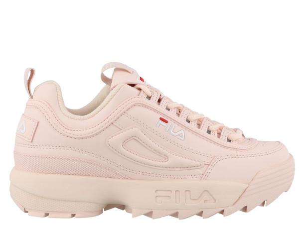 Fila Disruptor Low Sneakers in pink