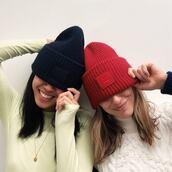 beanie,blue beanie,hat