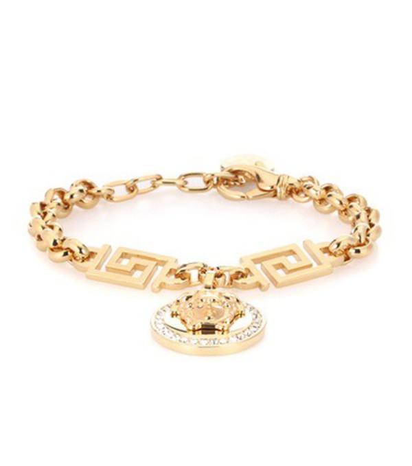 Versace Medusa bracelet in gold