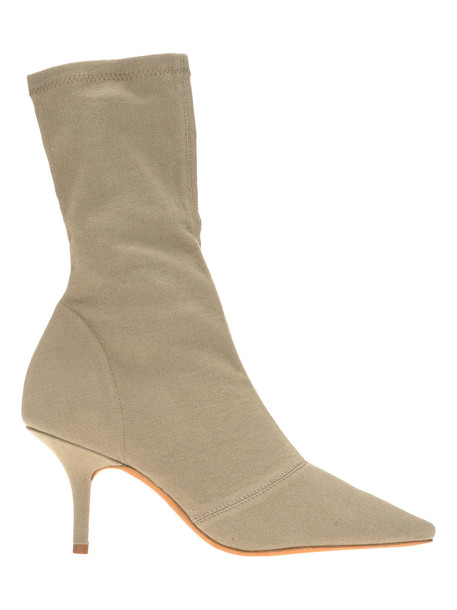 Yeezy Kanye West Yeezy Stretch Ankle Boots