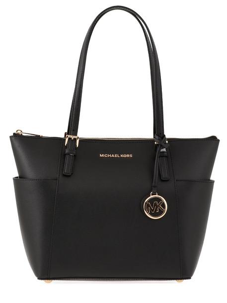 MICHAEL Michael Kors Voyager Tote Bag in black