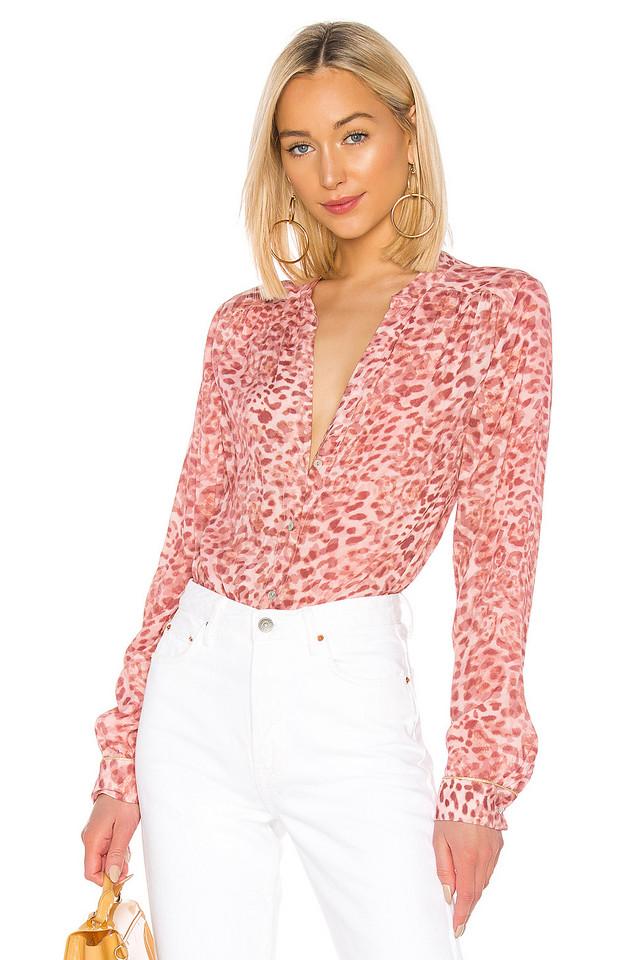 RAVN Lala Blouse in pink