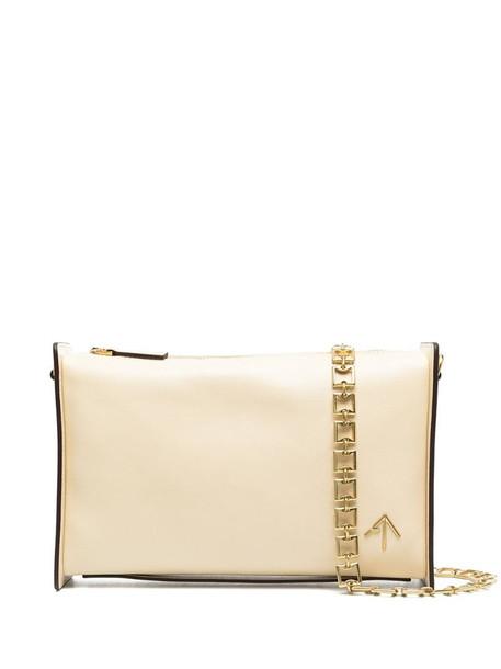 Manu Atelier Carmen shoulder bag in neutrals